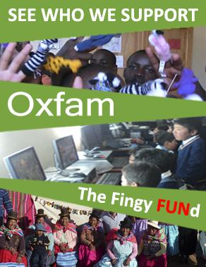 oxfam little fingy