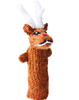 reindeerpuppet