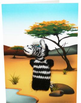 zebracard