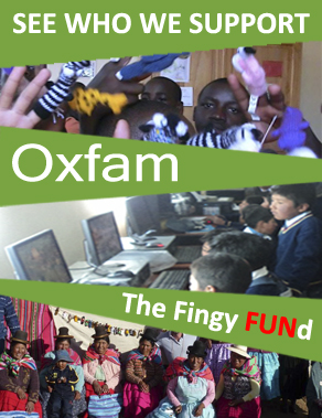 oxfam little fingy